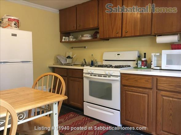 A Classic Apartment on Madison's Isthmus--1.5 mi to UW Campus Home Rental in Madison, Wisconsin, United States 6