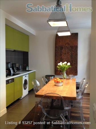 Sunny, quiet and spacious 1BD apartment near Picasso Museum Home Rental in Paris, IDF, France 1