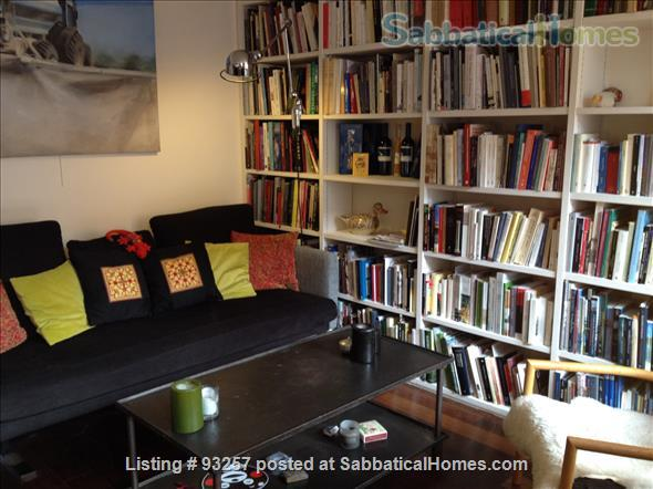 Sunny, quiet and spacious 1BD apartment near Picasso Museum Home Rental in Paris, IDF, France 2