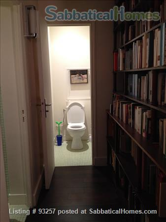 Sunny, quiet and spacious 1BD apartment near Picasso Museum Home Rental in Paris, IDF, France 5