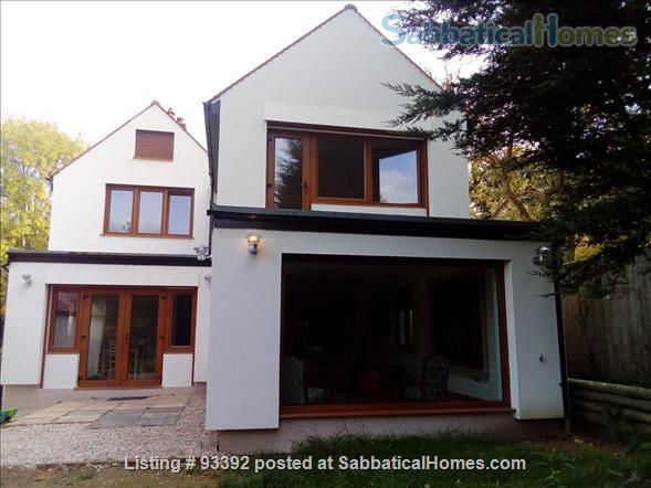 Very spacious family home close to the heart of Oxford University Home Rental in Oxford, England, United Kingdom 7