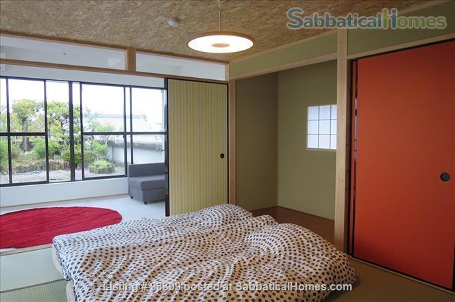 Yokai SOHO: post-machiya loft in Kyoto Home Rental in Kyoto, Kyoto Prefecture, Japan 2