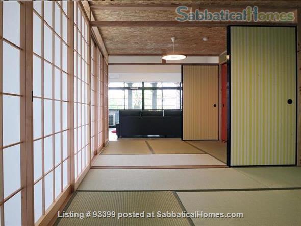 Yokai SOHO: post-machiya loft in Kyoto Home Rental in Kyoto, Kyoto Prefecture, Japan 6