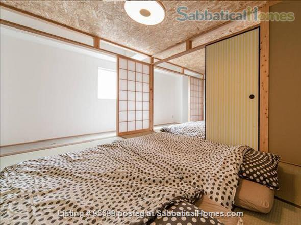 Yokai SOHO: post-machiya loft in Kyoto Home Rental in Kyoto, Kyoto Prefecture, Japan 7