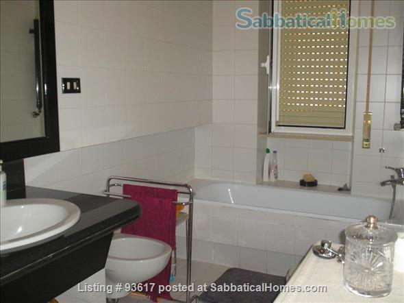 Elegantly furnished four rooms apartment on Monte Mario Hill Home Rental in Roma, Lazio, Italy 2