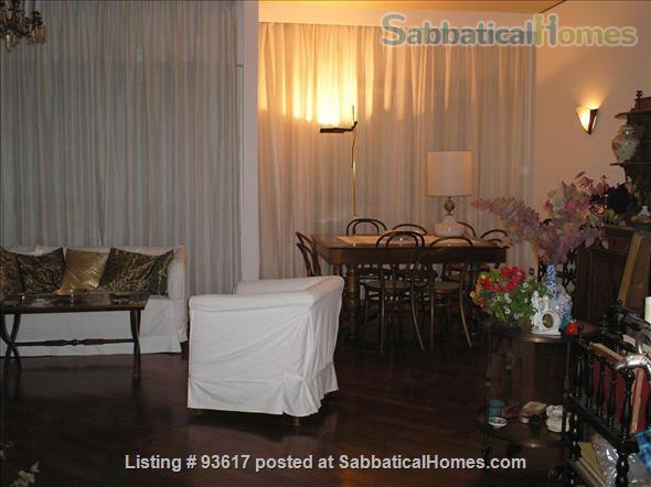 Elegantly furnished four rooms apartment on Monte Mario Hill Home Rental in Roma, Lazio, Italy 4