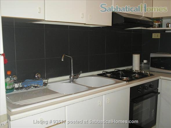Elegantly furnished four rooms apartment on Monte Mario Hill Home Rental in Roma, Lazio, Italy 6