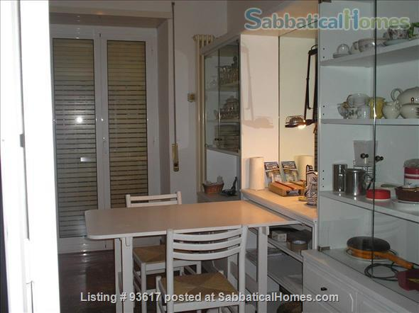 Elegantly furnished four rooms apartment on Monte Mario Hill Home Rental in Roma, Lazio, Italy 7