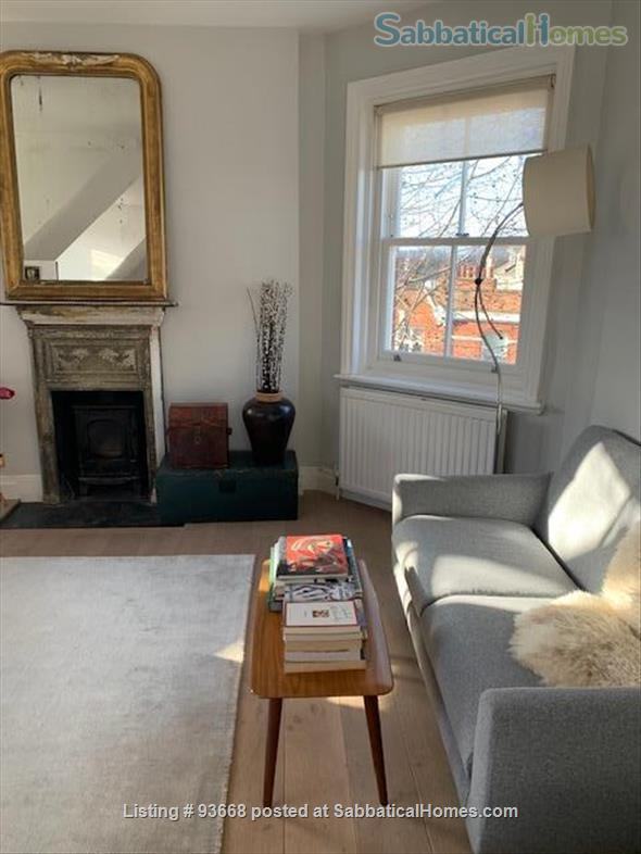 Lovely top floor flat in Brooke Green close to Holland Park and Notting Hill Home Exchange in London, England, United Kingdom 0