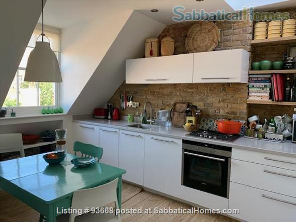 Lovely top floor flat in Brooke Green close to Holland Park and Notting Hill Home Exchange in London, England, United Kingdom 3