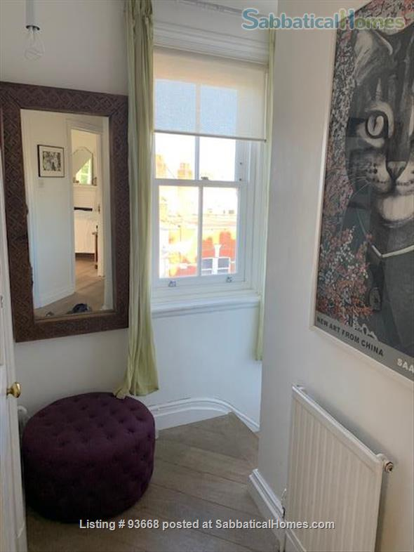 Lovely top floor flat in Brooke Green close to Holland Park and Notting Hill Home Exchange in London, England, United Kingdom 6