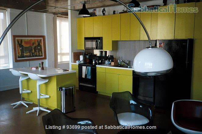 Fabulous Downtown Converted Loft Home Rental in Austin, Texas, United States 1