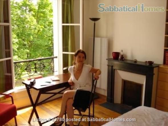 Central Chic Paris Apartment with Stunning View  (7th arrondissement) Home Rental in Paris, Île-de-France, France 1