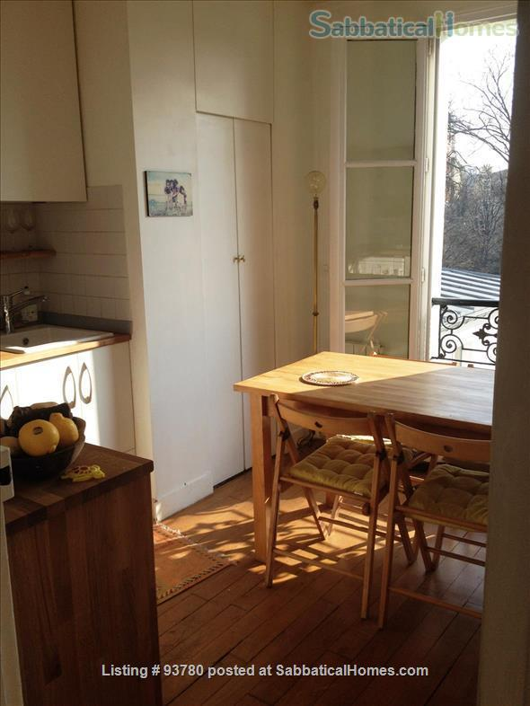 Central Chic Paris Apartment with Stunning View  (7th arrondissement) Home Rental in Paris, Île-de-France, France 4