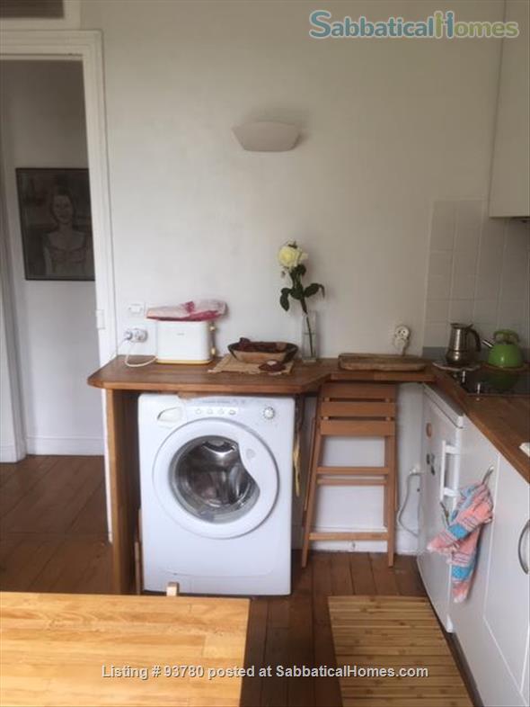 Central Chic Paris Apartment with Stunning View  (7th arrondissement) Home Rental in Paris, Île-de-France, France 5