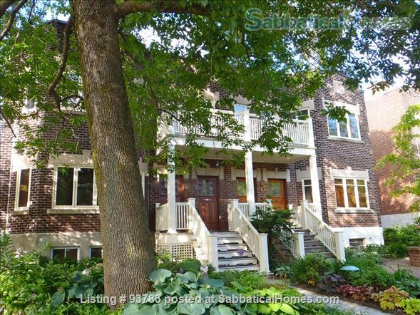 Like home in NDG! Near McGill, Concordia & McGill University Health Centre Home Rental in Montreal, Quebec, Canada 8