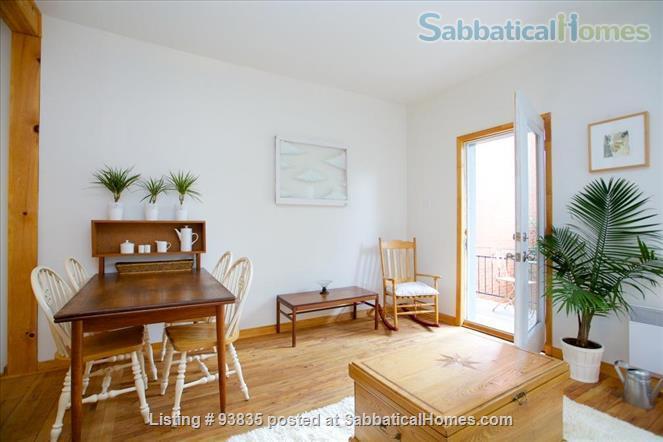 Beautiful Mile End Flat Home Rental in Montréal, Québec, Canada 1