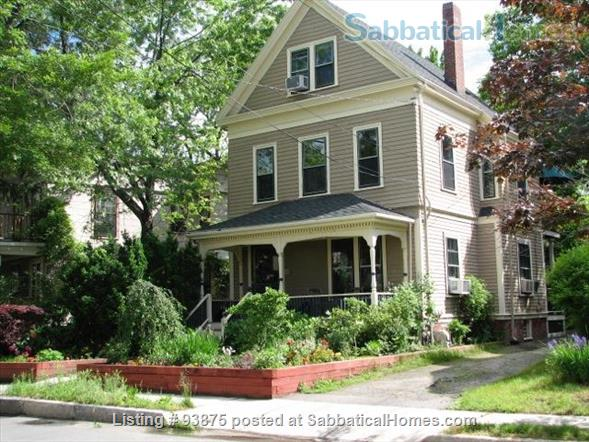 Furnished  3 Bedroom Victorian House next to Harvard  in Agassiz Neighborhood  Home Rental in Cambridge, Massachusetts, United States 1