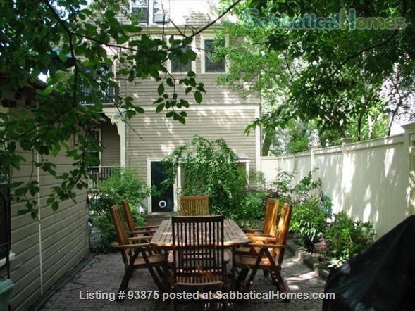 Furnished  3 Bedroom Victorian House next to Harvard  in Agassiz Neighborhood  Home Rental in Cambridge, Massachusetts, United States 0