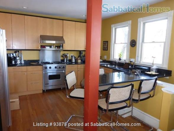 Furnished  3 Bedroom Victorian House next to Harvard  in Agassiz Neighborhood  Home Rental in Cambridge, Massachusetts, United States 3