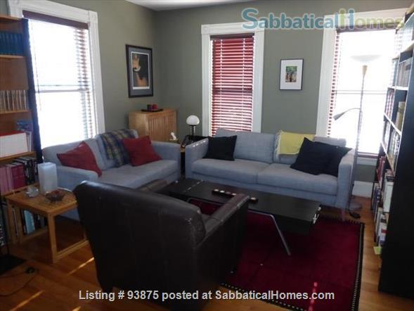 Furnished  3 Bedroom Victorian House next to Harvard  in Agassiz Neighborhood  Home Rental in Cambridge, Massachusetts, United States 4