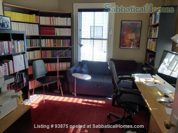 Furnished  3 Bedroom Victorian House next to Harvard  in Agassiz Neighborhood  Home Rental in Cambridge, Massachusetts, United States 6