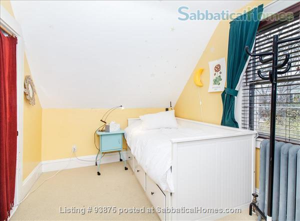 Furnished  3 Bedroom Victorian House next to Harvard  in Agassiz Neighborhood  Home Rental in Cambridge, Massachusetts, United States 7