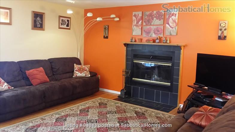 Beautiful Spacious Furnished Home, 4-bdrm, 4300 sq ft, Near Cornell Home Exchange in Ithaca, New York, United States 3