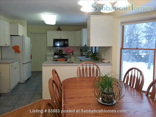 Beautiful Spacious Furnished Home, 4-bdrm, 4300 sq ft, Near Cornell Home Exchange in Ithaca, New York, United States 5