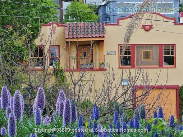Glenview home -- an urban retreat Home Rental in Oakland, California, United States 0