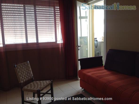 2 bedroom apt. in the center of Tel-Aviv Home Rental in Tel Aviv-Yafo, Tel Aviv District, Israel 2