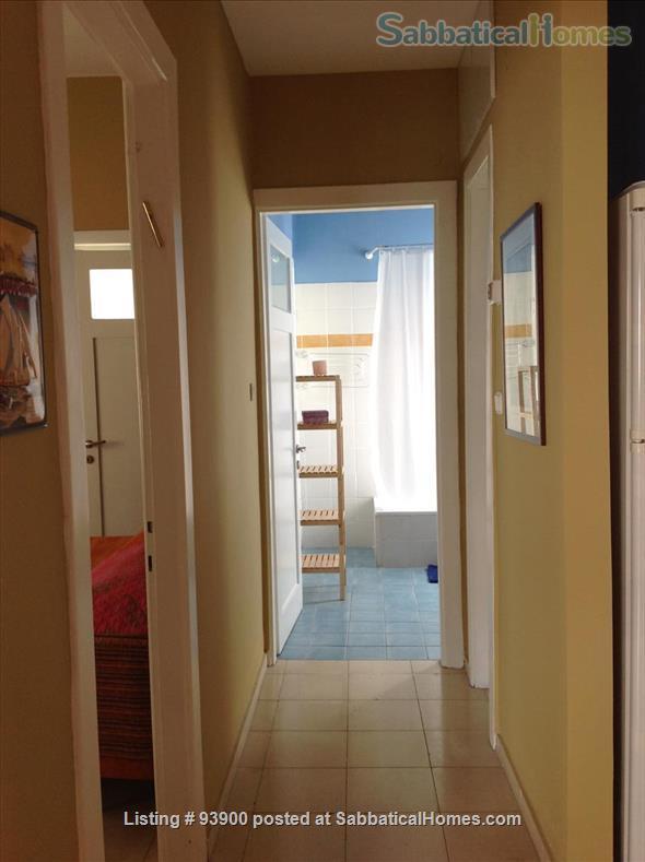 2 bedroom apt. in the center of Tel-Aviv Home Rental in Tel Aviv-Yafo, Tel Aviv District, Israel 6