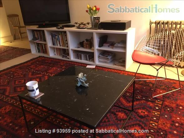 Beautiful studio NW3 Belsize Park Home Rental in Greater London, England, United Kingdom 0