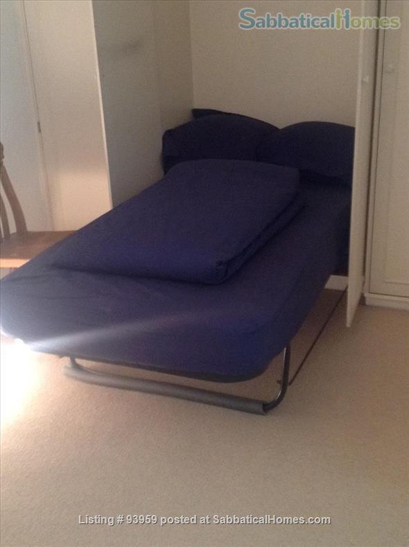 Beautiful studio NW3 Belsize Park Home Rental in Greater London, England, United Kingdom 3