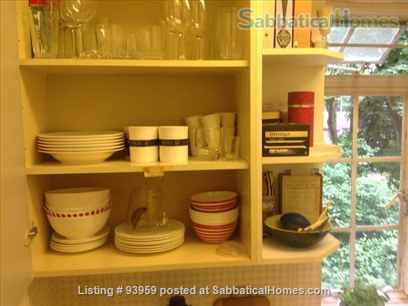 Beautiful studio NW3 Belsize Park Home Rental in Greater London, England, United Kingdom 4