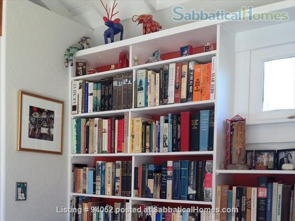 Elegant Cottage within walking distance to Oak Park Home Rental in Santa Barbara, California, United States 0