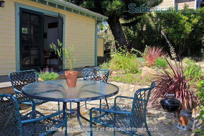 Elegant Cottage within walking distance to Oak Park Home Rental in Santa Barbara, California, United States 6