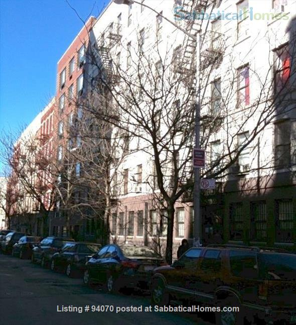 Spacious sunny apartment Home Rental in New York, New York, United States 5