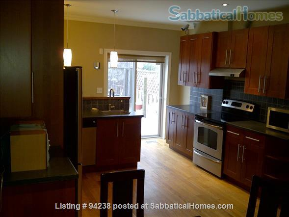 beautifully furnished house in the sought after Wychwood neighbourhood  Home Rental in Toronto, Ontario, Canada 3