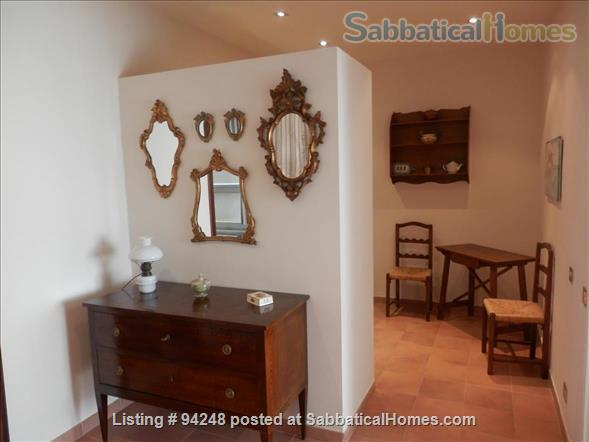 Sunny and confortable flat in the elegant Parioli district Home Rental in Roma, Lazio, Italy 2