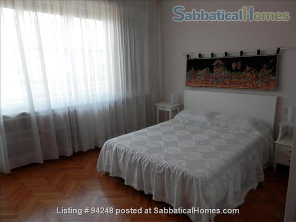 Sunny and confortable flat in the elegant Parioli district Home Rental in Roma, Lazio, Italy 3