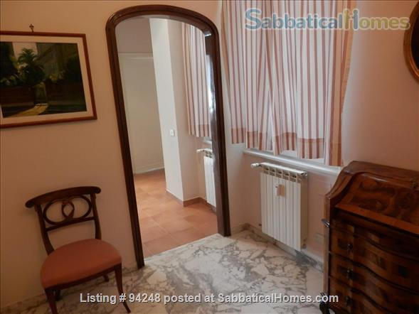 Sunny and confortable flat in the elegant Parioli district Home Rental in Roma, Lazio, Italy 5