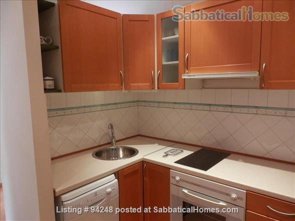 Sunny and confortable flat in the elegant Parioli district Home Rental in Roma, Lazio, Italy 6