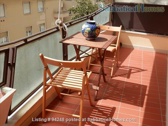 Sunny and confortable flat in the elegant Parioli district Home Rental in Roma, Lazio, Italy 8