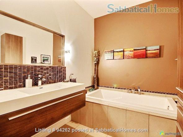 Montréal relaxing and luminous condo with roof terrace Home Exchange in Montreal, Quebec, Canada 6
