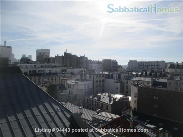 Beautiful and very quiet 120 sq.m duplex  in Latin Quarter ( Paris) Home Exchange in Paris 0