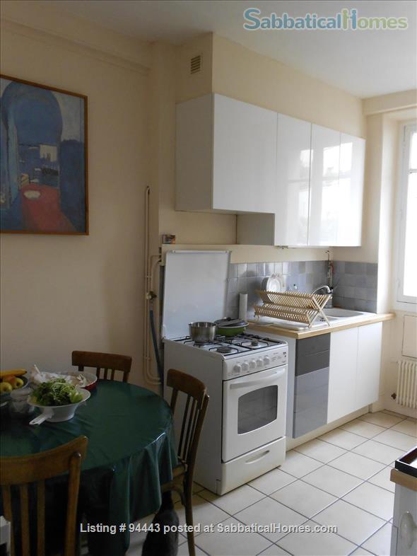 Beautiful and very quiet 120 sq.m duplex  in Latin Quarter ( Paris) Home Exchange in Paris 5