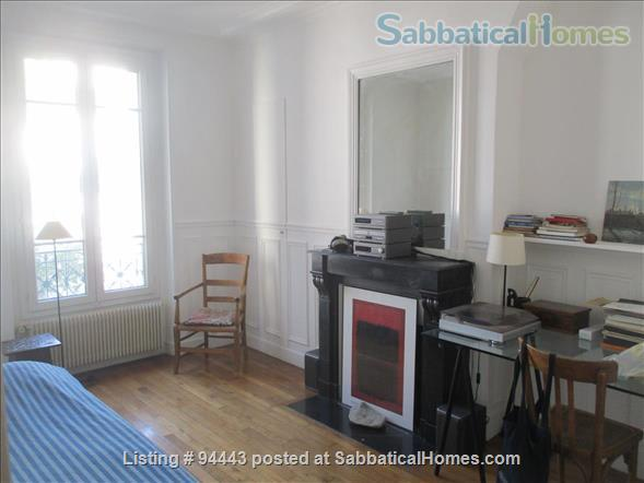 Beautiful and very quiet 120 sq.m duplex  in Latin Quarter ( Paris) Home Exchange in Paris 6