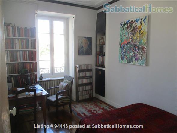 Beautiful and very quiet 120 sq.m duplex  in Latin Quarter ( Paris) Home Exchange in Paris 7