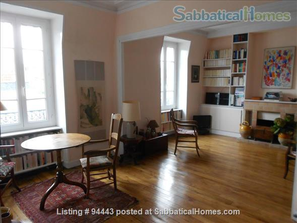 Beautiful and very quiet 120 sq.m duplex  in Latin Quarter ( Paris) Home Exchange in Paris 1